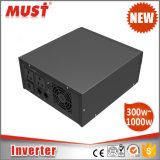 AC 충전기를 가진 선반 마운트 300W 600W 800W 12V 힘 변환장치