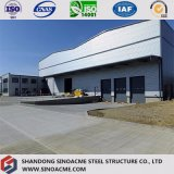 Sinoacmeのおおいが付いている産業工場のための重い鉄骨構造の建物