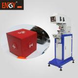 Bewegliches Minitischplattenfirmenzeichen-Auflage-Drucken Machinewith geschlossenes Tinten-Cup für Cup, kosmetischer Behälter