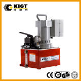 Kietの特別な二重モータートルクレンチのための電気油圧ポンプ
