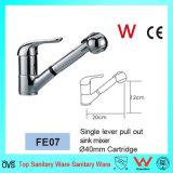 Filigrane plaqué chrome tirez vaporiser d'eau du robinet (fe07)