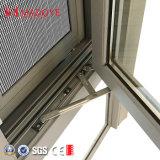 Het moderne Venster van de Schommeling van het Aluminium van de Stijl voor Balkon