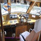 carrocería del barco de la fibra de vidrio del barco de pasajero del 18m