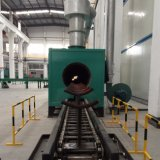 Cilindro del LPG que normaliza el horno para la nueva planta del LPG