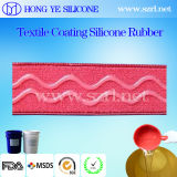 Силиконовая резина Tb3130 изготовления RTV2 Китая жидкостная для покрывать на ткани тканья