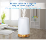 Difusor ultra-sônico do aroma da grão de madeira do petróleo essencial de Shenzhen Dituo 100ML (DT-1503S)