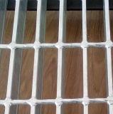 Forma de sierra de acero galvanizado Reja de estacionamiento