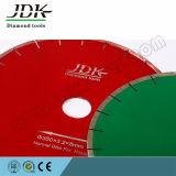 O JDK Diamond a lâmina da serra para corte de Mármore