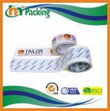 Qualitäts-starker anhaftender bunter Zoll druckte verpackenband