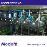линия машинного оборудования воды 1gallon 5litres 10L разливая по бутылкам заполняя