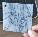 美しい大理石によって模造されるアクリルシート