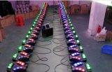 LEIDENE van de Lamp van de decoratie de Lichte Spin die van 9 Ogen HoofdStraal beweegt