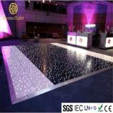 Черный и белый светодиод Twinkle звездным танцевальном зале для проведения свадеб/партии