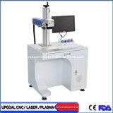 Bague en acier inoxydable de machine de marquage au laser à fibre 30W