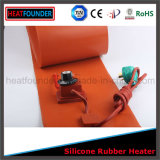 Alta Qualidade Desian novo aquecedor de borracha de silicone eléctrico