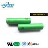 De Batterij van de Batterij Us18650 Vtc4 2100mAh van Sony