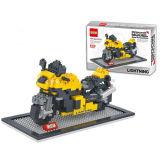 Het ModelStuk speelgoed van de Motorfiets van de Bouwsteen DIY (H6876040)
