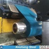 Bobina de aço PPGI-Prepainted (aluzinc ou galvanizado) para a telhadura