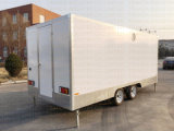 China Design Design topo Gelado personalizado trailer