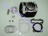 Детали мотоциклов Yog комплект цилиндра поршень полного кольца прокладку блока железа Std Dy90 St70 Cbf125 CB125 Cg125 Cg150 Cg200 YAMAHA Fz16 Italika цилиндр для компактной системы навигации Honda