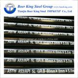 SA213 T5 A333 Gr6 nahtloses legierter Stahl-Rohr