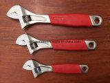 45# La Perla de acero al carbono llave ajustable niquelado