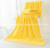 Tovagliolo organico all'ingrosso del bagno Towel/SPA del tovagliolo del cotone/tovagliolo dell'hotel