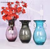Образец горячего надувательства свободно обеспечивает вазу корабля //Glass стеклянной бутылки стеклянную для домашнего украшения