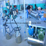 牛農場のためのパイプラインの搾り出す機械