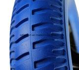 Rotella della gomma piuma dell'unità di elaborazione del pneumatico per la riga della barra ed il carrello di rotella