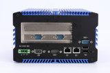 Boîte de dialogue industriel Mini Embedded PC avec processeur Intel 1037 I5 double coeur 1,8 Ghz