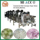 Secador de Correia transportadora comercial cebola máquina de secagem do ar