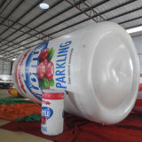 Modello gonfiabile popolare della latta per fare pubblicità