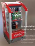 Réfrigérateur d'air ouvert