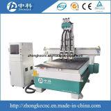 空気の3つのスピンドル木CNC Ruter機械Atcモデル