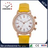 Het Horloge van het Kwarts van de nieuwe Vrouwen van het Horloge van de Gift van het Polshorloge van de Manier van Juwelen Goedkope