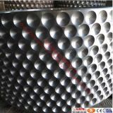 New designed activated carbon ball close machine
