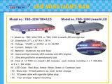 Veicolo d'avvertimento Emergency del camion della costruzione della barra chiara di Tir4 LED