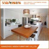 Module de cuisine lustré élevé de laque pour des meubles de Chambre