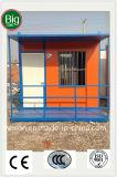 Painéis à prova de fogo do nível A confortável que dobram casa pré-fabricada/Prefab móvel