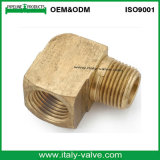 OEM & ODM Bonne qualité Brass Female Elbow (AV9009)