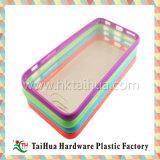 Cassa trasparente elettrolitica ultrasottile di vendita superiore del telefono mobile di TPU