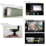 熱い販売のファイバーのケーブルおよび電線のための光学閉じるファイバーレーザーのマーキング機械