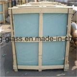 O ácido pequeno do tamanho gravou o painel de vidro desobstruído normal