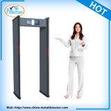 Tipo metal detectori del portello di Multi-Zone dello scanner del corpo
