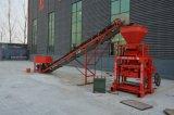 Мониторинг интервала QT4-35 кирпича небольших конкретные машины и пресс для кирпича