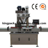 Máquina de embotellado rotatoria automática del polvo con Ce