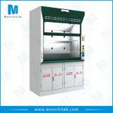 Os equipamentos de laboratório de Ciências Hotte de extracção de Aço