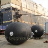 Defensa de goma neumática de Yokohama en el petróleo y el gas, diques flotantes de las defensas del barco de la nave