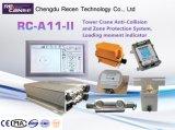 Grue à tour et de la zone Système de protection anti-collision RC-A11-II